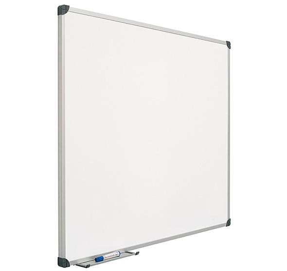 Pizarra blanca mural laminada 725 pizarras blancas for Pizarra oficina